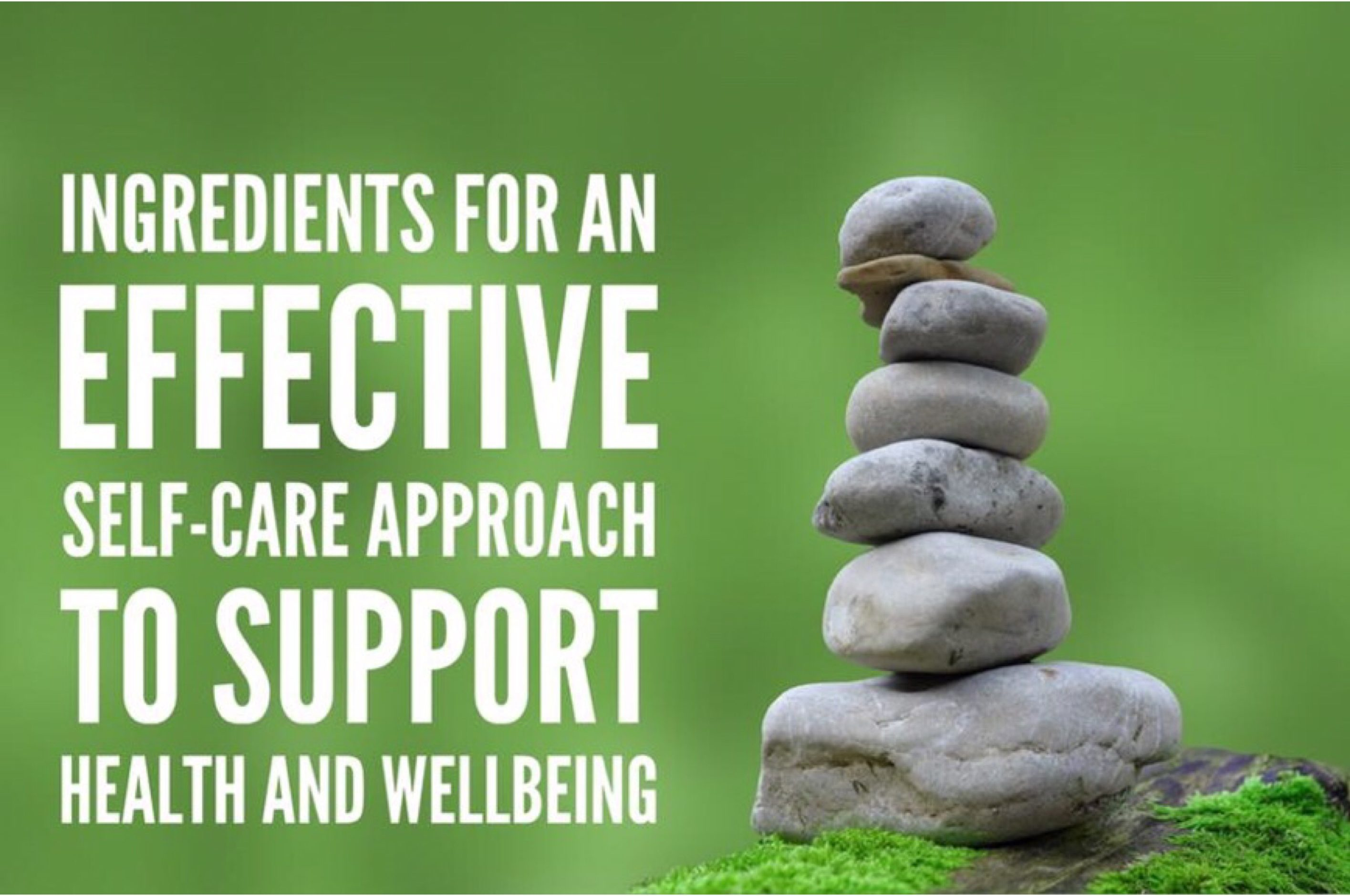 Ingredients for an Effective Self-Care Approach to Support Health and Wellbeing (On-Demand)