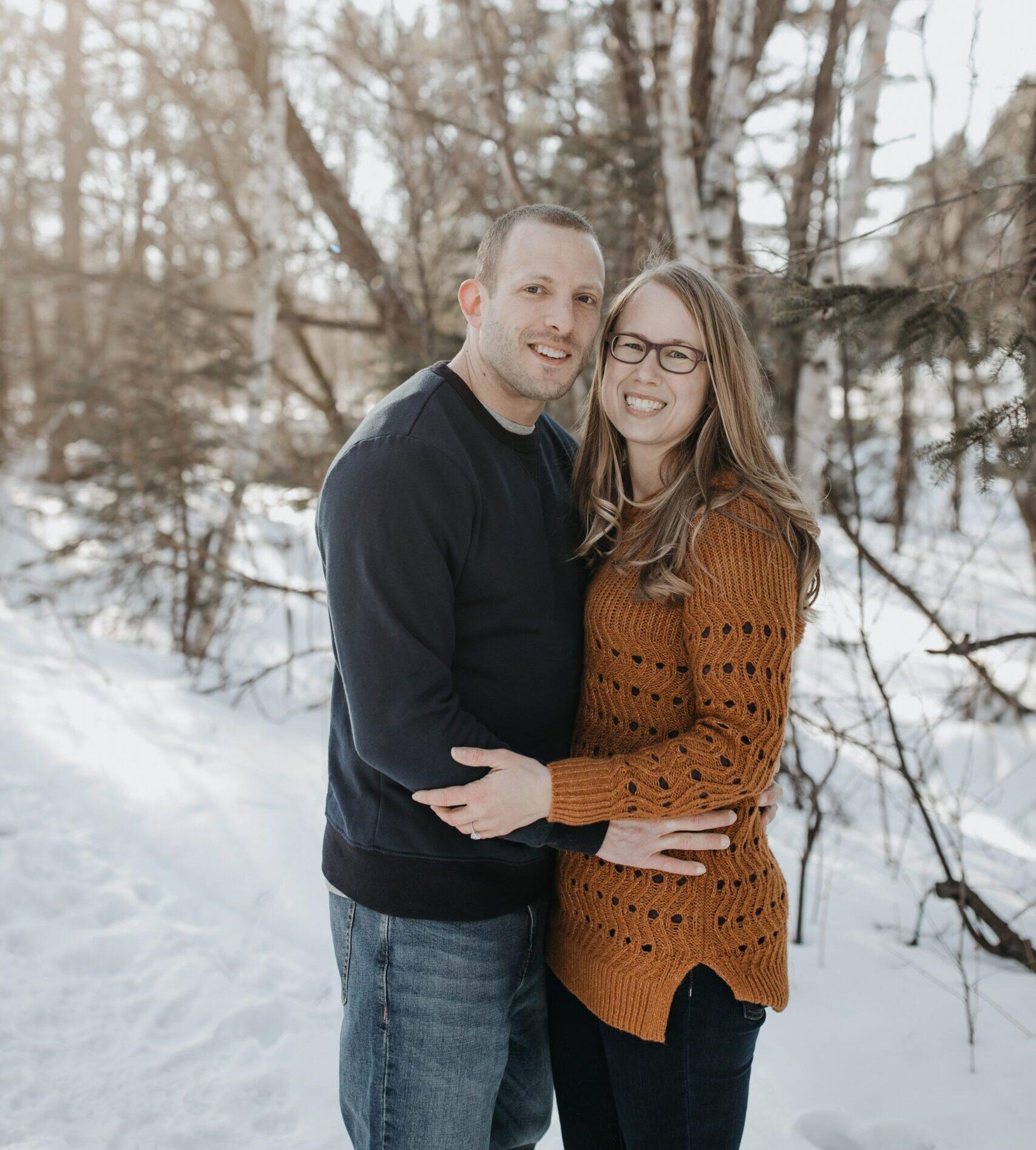 Professional Photo of Julie Slowiak & Chad Cilli